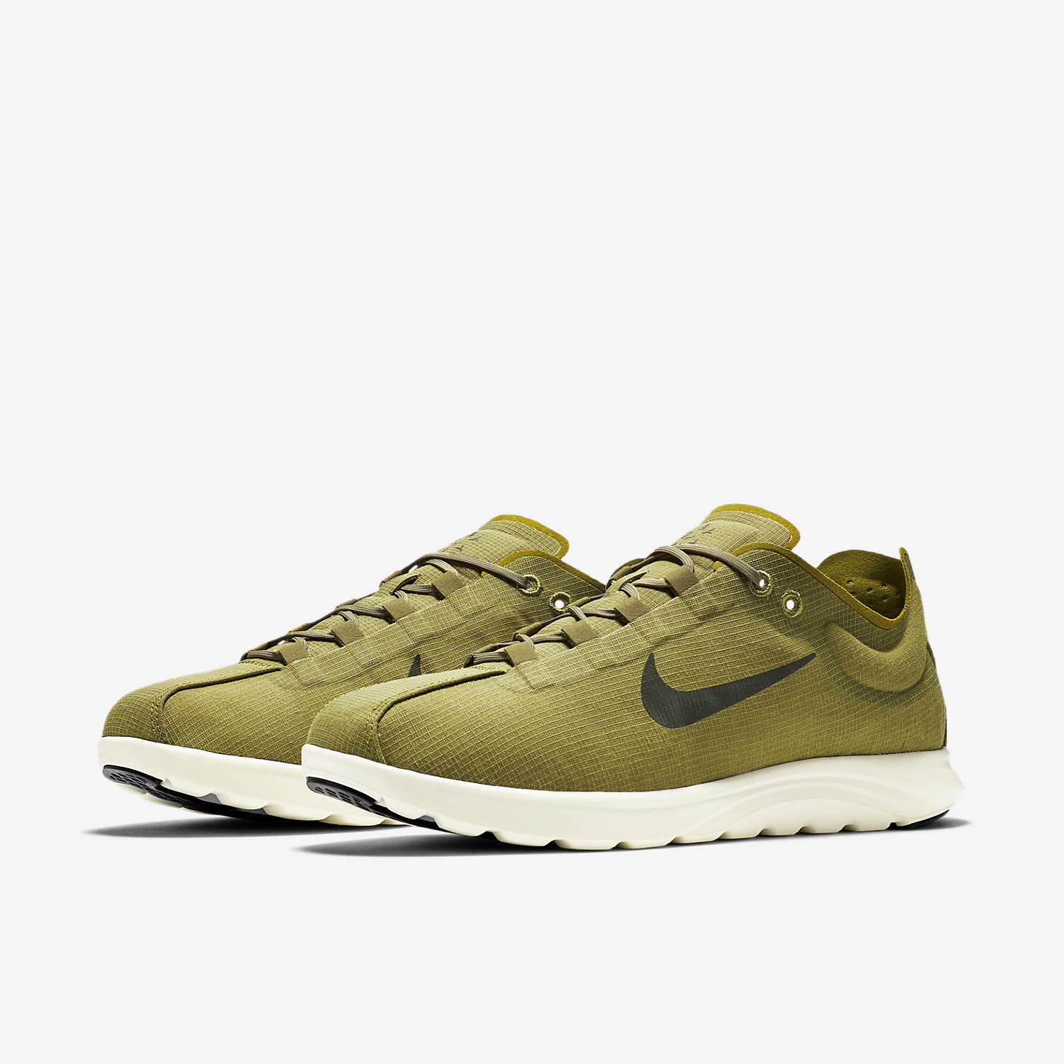 NIKE NIKELAB MAYFLY LITE MEN'S SHOES SZ US 10.5 GREEN 909555-301