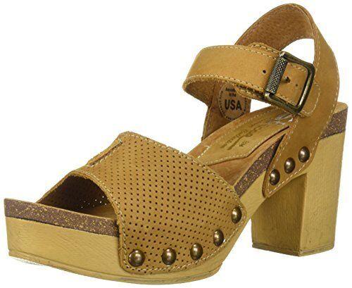 Sbicca Damenschuhe Tonto Heeled Sandale- Pick SZ/Farbe.