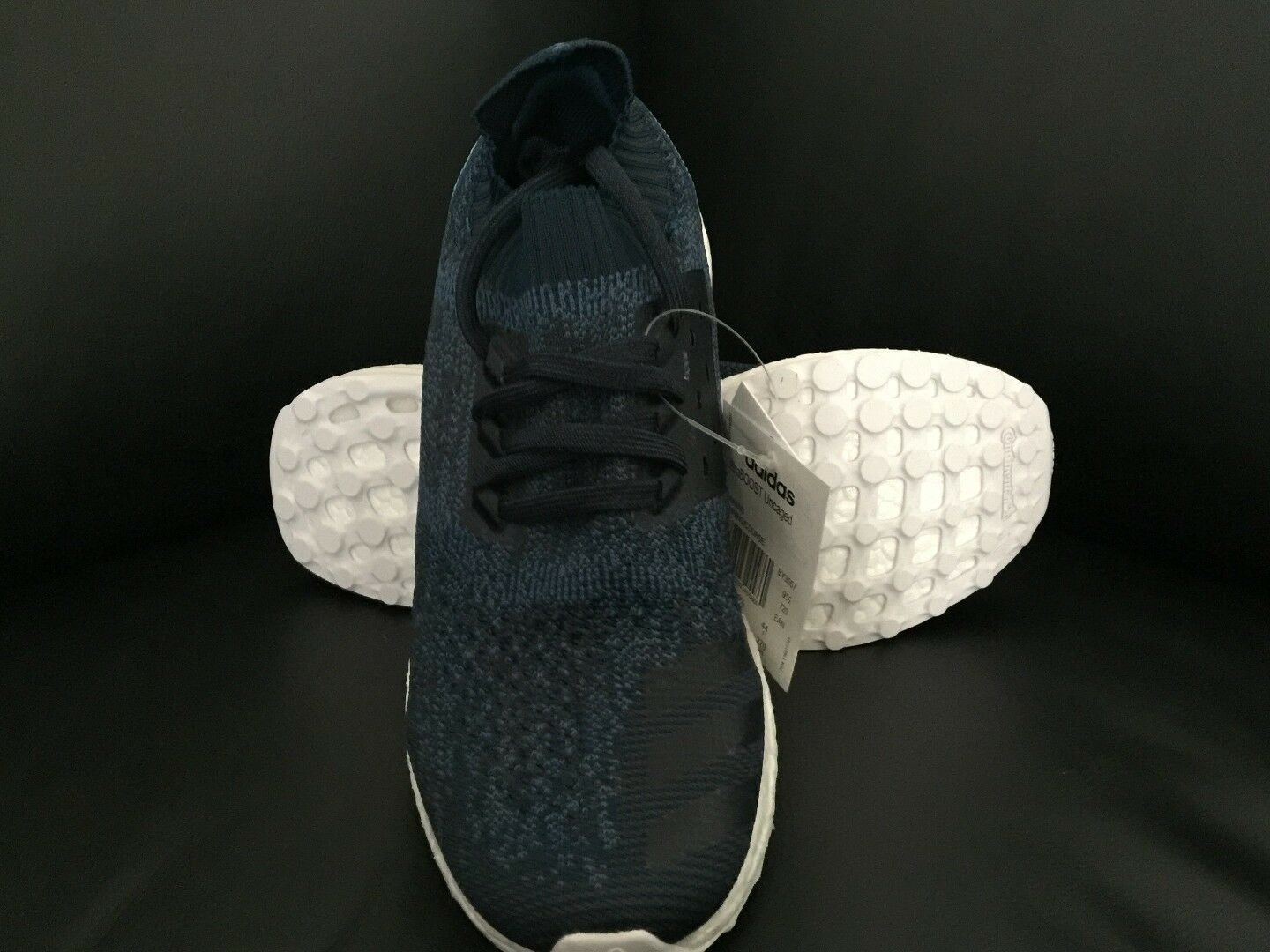 Adidas X Parley Ultra Boost Uncaged, Legend bluee, (BY3057), 10 US