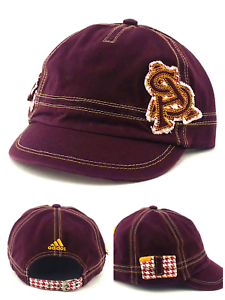 9f450a4237f871 Arizona State Sun Devils New Adidas Youth Kids Maroon Gold Era ...