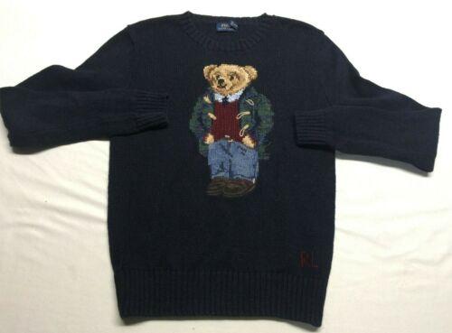 POLO Ralph Lauren Women Medium Sweater Iconic Tedd
