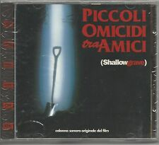 Piccoli Omicidi tra amici  Swallowgrave - SIMON  BOSWELL CD OST 1995  SEALED