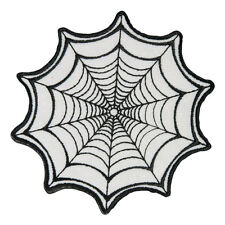 Spider Web EMROIDERED JACKET VEST BIKER MC PATCH