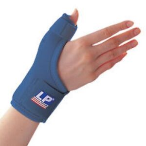 LP-763-Neoprene-WRIST-THUMB-SPLINT-Support-Small-Medium-Large-Extra-Large