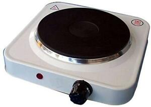 Image Is Loading Electric Gh 9613 220 Volt Single Hot Plate