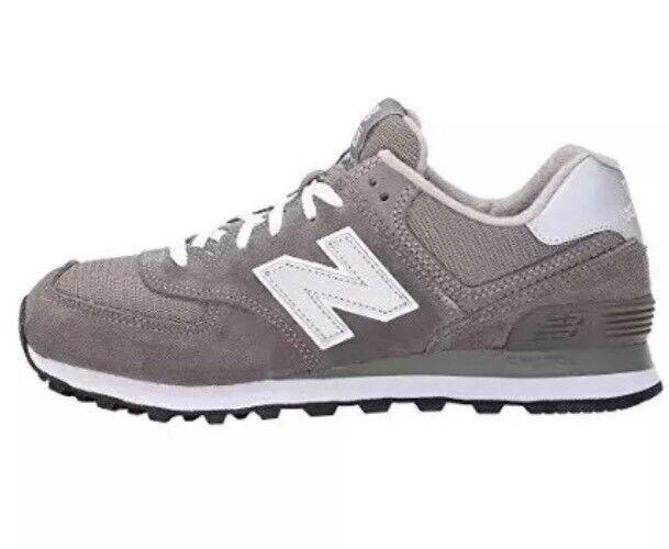 New Balance 574 Classics Sneakers Grey Men Sz 7.5 EE 1008