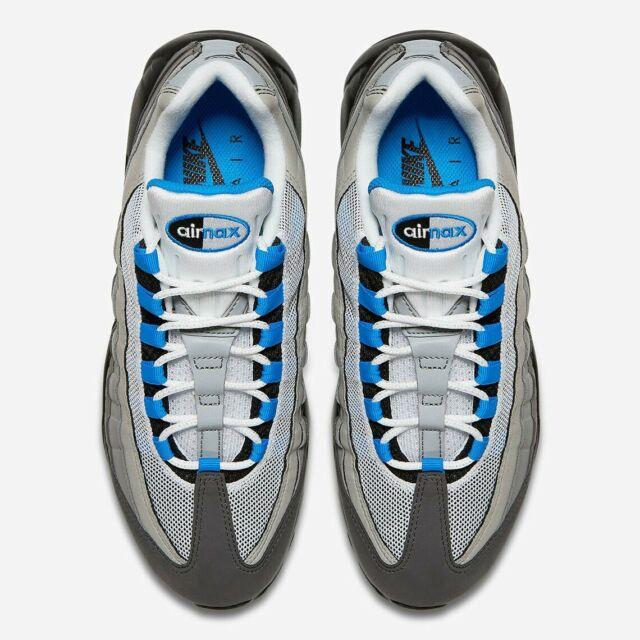 13.5 - Nike Air Max 95 OG Crystal Blue