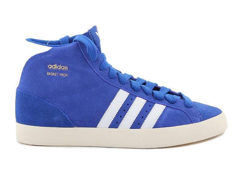 ADIDAS ORIGINALS BASKET PROFI BLAU/WEIß Q23334 Sneakers Unisex