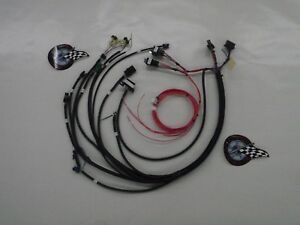 Details about TBI Harness W/CHIP FOR 8062/7747 ECM Fuel Injection Wire  Harness 4 3L TBI ENGINE