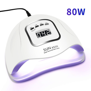 SUN-5X-MAX-80W-UV-LED-Nail-Lamp-with-45-Pcs-Leds-For-Manicure-Gel-Nail-Dryer