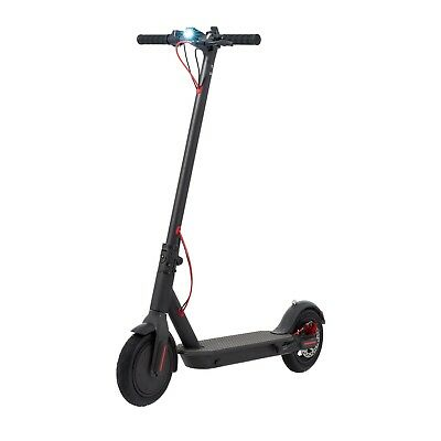 Electric Scooter MS9 - Patinete Eléctrico Negro 250W 25Km 8'5 pulgadas Tubeless