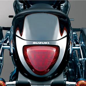 SUZUKI M90 BOULEVARD REAR SEAT COWL 45500-40810-YVB BLACK
