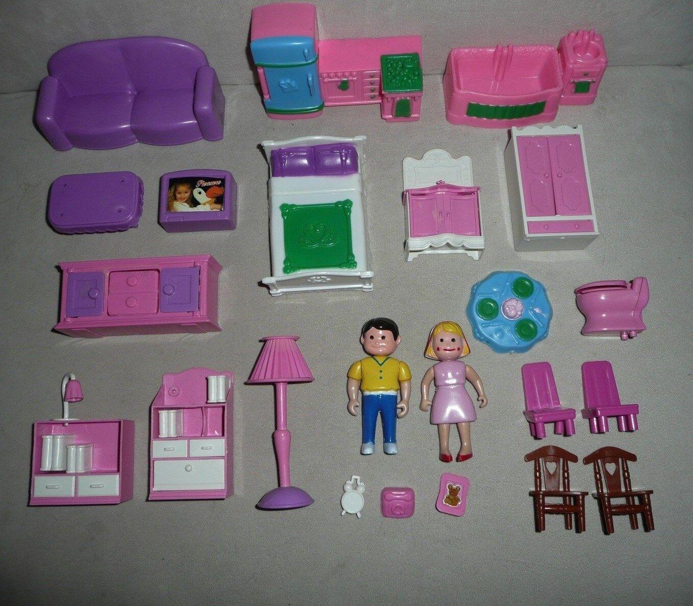 vendita online risparmia il 70% My Happy Family bambola House Playset bambolas Furniture & Accessories Accessories Accessories Keenway HTF 23  shopping online e negozio di moda