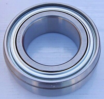 """Round Bore 2 3//4/"""" Bore Bearings GW214PPB2  Agricultural Heavy Duty  Bearing"""