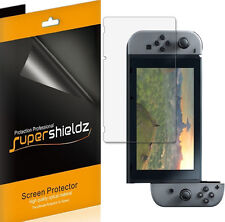 3X Supershieldz HD Clear Screen Protector Saver For Nintendo Switch