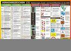 Info-Tafel-Set Verkehrszeichen von Michael Schulze (2015, PQ)