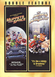 Muppets From Space & The Muppets Take Manhattan DVD, Art Carney, Louis Zorich, L