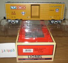 LIONEL 6-27298 BOY SCOUTS AMERICA BSA UP PS-1 BOXCAR TRAIN O SCALE UNION PACIFIC