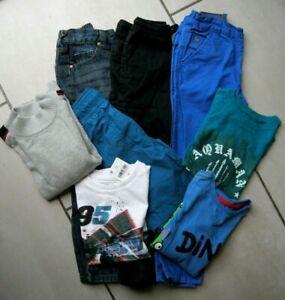 Boys Autumn Clothes Bundle 5-6 Years Next M&Co Jasper Conran Trousers T-Shirt