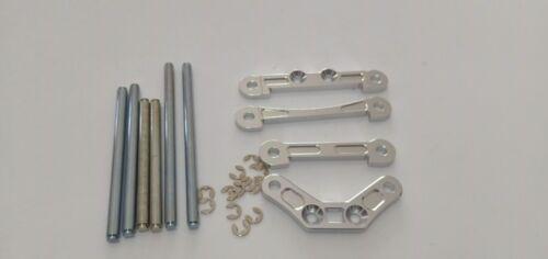 Baja 5b 5 T 5sc CNC Suspension pivot axe d/'essieu de positionnement Pieces Set