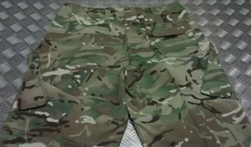 Genuine British Army MTP Lightweight Combat Trousers Warm Weather NEW