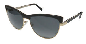 NEW-GOLD-amp-WOOD-ALTAIS-SOPHISTICATED-POLARIZED-CAT-EYE-GENUINE-WOOD-SUNGLASSES