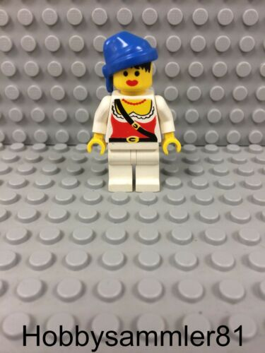 Lego pi056 Pirates I Figure Pirate Bride from set 6251 6285 6286 10040 #33