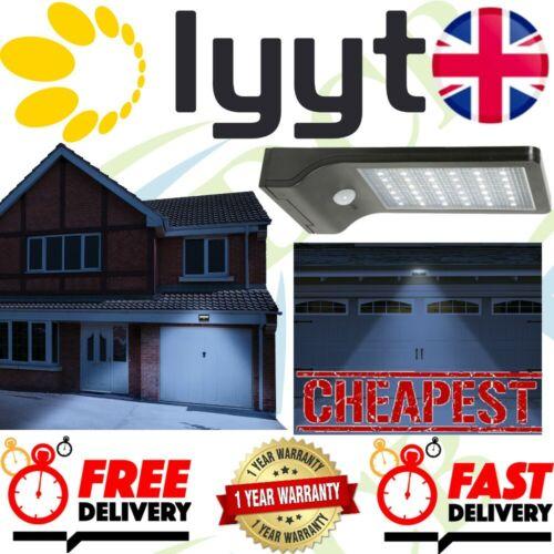 Outdoor 36 LED luminosi PIR Movimento Sicurezza Inondazione di luce Wall Mount-energia solare