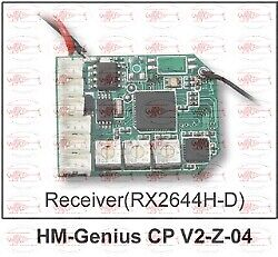 Genuine Walkera Genius CP Heli Parts Many Parts Available Great Prices!