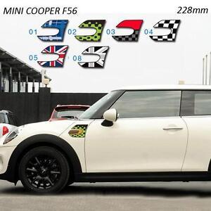 Molduras-intermitentes-MINI-F56-2014-Cooper-S-One-resin-sticker