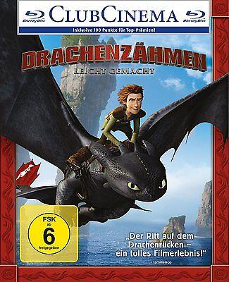 Blu-ray * DRACHENZÄHMEN LEICHT GEMACHT # NEU OVP