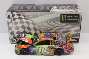 BRAND NEW  2017  KYLE BUSCH  M&M's HALLOWEEN MARTINSVILLE RACED WIN