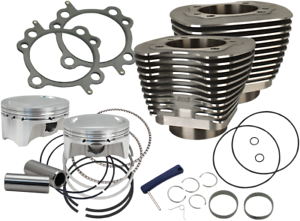 S-amp-S-Bolt-In-Sidewinder-4-034-Big-Bore-Kit-Harley-Twin-Cam-07-17-110-034-910-0651