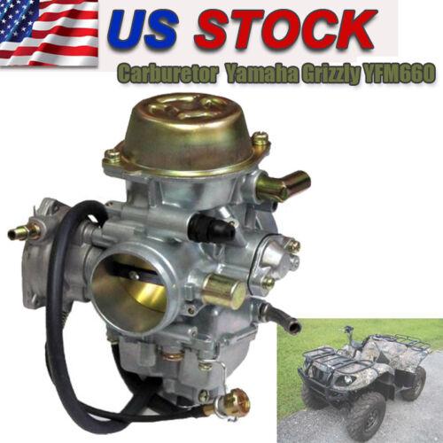 Yamaha Raptor 660 Carburetor 660R YFM660 YFM 660 660R CARB 2001-2005 01-05