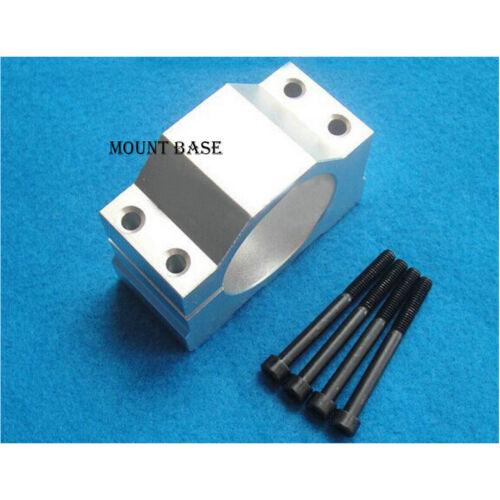 200W//300W//400W//600W CNC Air cooled Engraver Brushed Spindle Motor DC12V-48V ER11