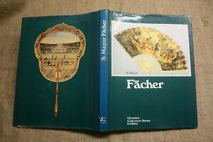 Sammlerbuch-Alte-Faecher-Kaminfaecher-17-20-Jh-Faltfaecher-Sammlungen-1981