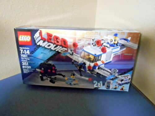 LEGO SET 70811 THE LEGO MOVIE THE FLYING FLUSHER *NEW*