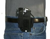 Usa Mfg Universal Belt Holster Small Automatic .380.s 22 25 Micro Pico 380 Ruger