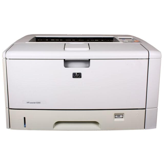 HP LaserJet 5200n (aufgerichtet, 1 Jahr Garantie + neu Toner)