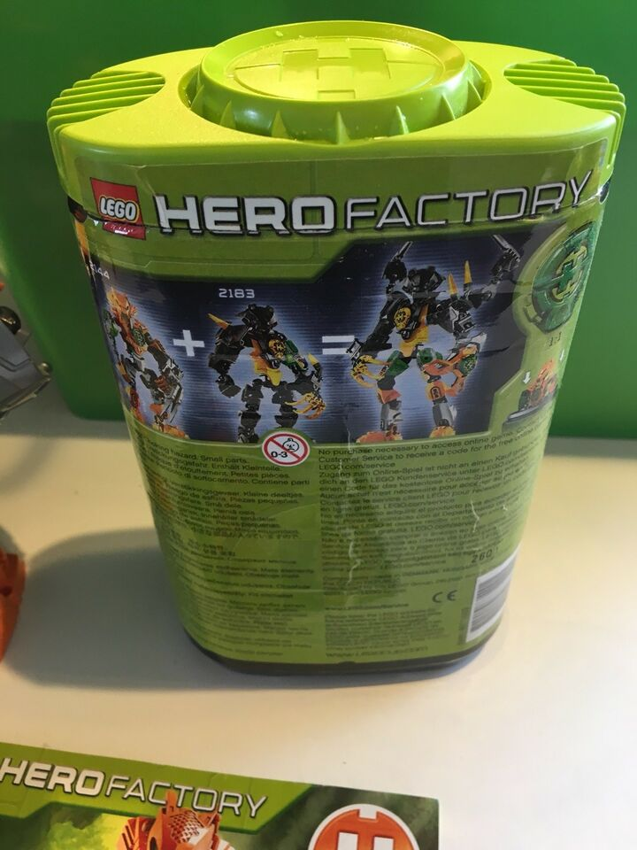 Lego Hero factory, 2144