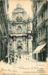 CPA VALENCIA Catedral Puerta del Miguelete SPAIN (673935) AHjr3NJP-09163647-576313753