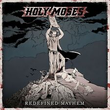 HOLY MOSES - REDEFINED MAYHEM  CD NEU
