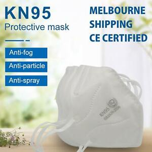 KN95 Face Mask P2 Particulate Filter Anti Dust N95 Protection Dust Respirator