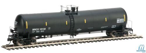 Walthers Proto HO Scale 920-100601 BRCX 55/' 13,145 Gallon Tank Car # 10132