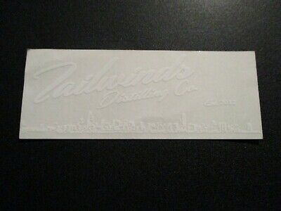TAILWINDS DISTILLING CO plainfield illinois cir STICKER decal craft beer brewery
