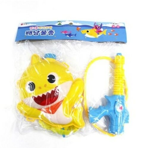 PINKFONG Baby Shark Backpack Water Gun Play Toy Baby Child Kids Korea YL
