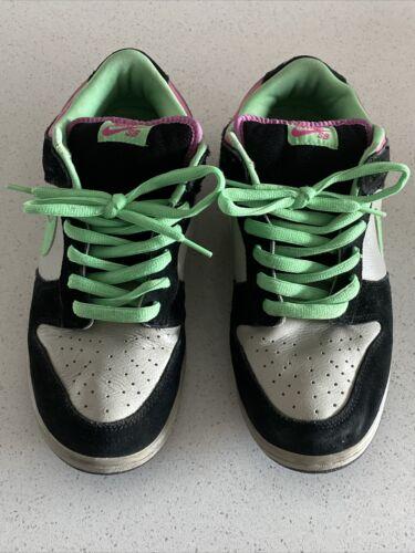 Nike SB Low Dunk Poison Size 11