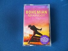 Queen ‎– Bohemian Rhapsody Soundtrack Cassette MC NEW!