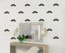 Moustache Mural Wall Decal Vinyl Sticker Art Decoration Decor Graphic Mural G28