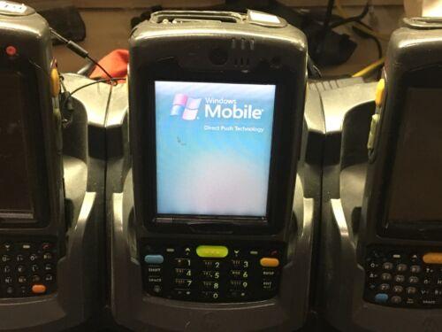 Motorola Symbol N410 Portable Barcode Scanner w// Battery Pack Stylus works